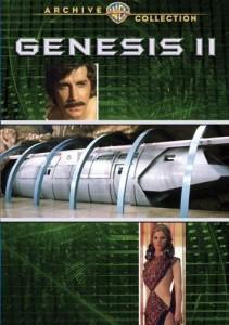 Genesis II Poster