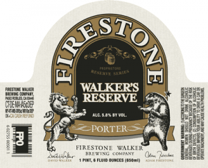 firestone walkers reserve porter