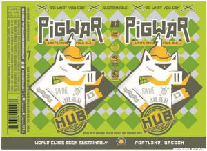 pig war beer